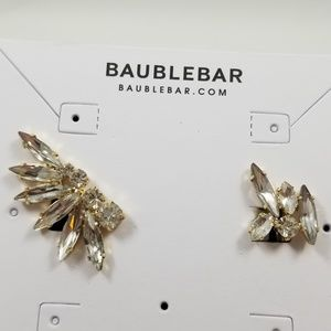 Bauble Bar - Asymmetrical Tinkerbell Ear Cuff